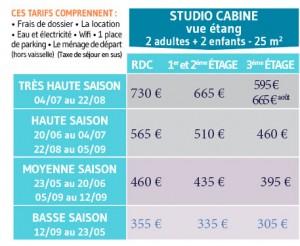 tarifs-cabine-étang-fr