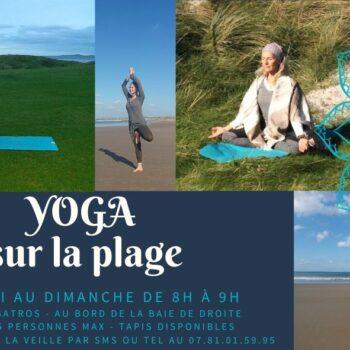 Eté 2020 Yoga