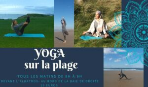Yoga Business Card 3